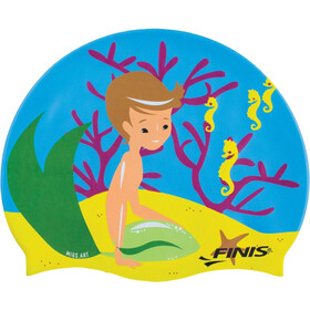 FINIS Mermaid Silicone Cap Girls merman